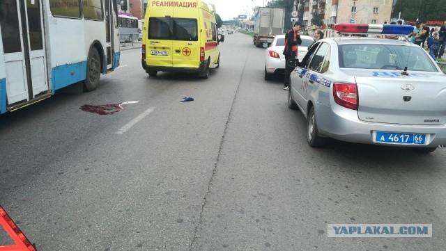 Сбили пешехода на регулируемом перекрестке. Кто виноват?