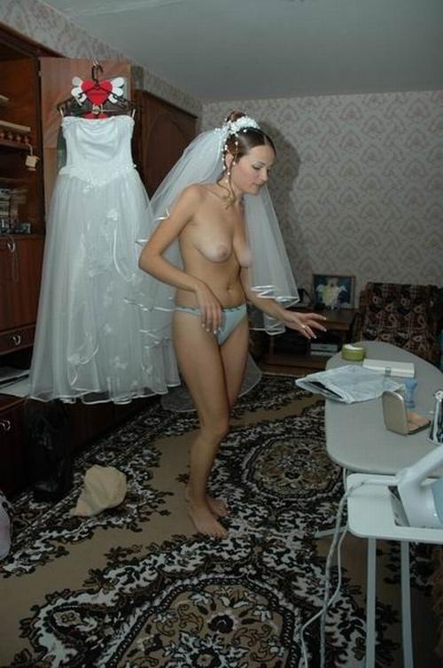 частные интимные фото невест
