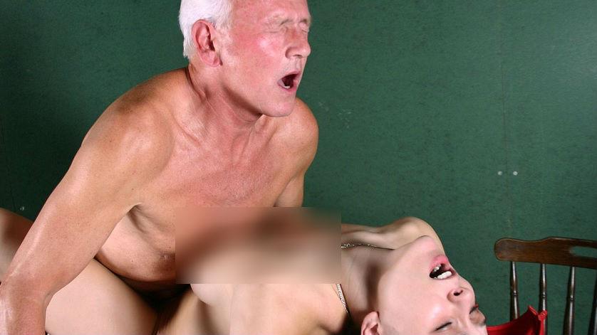 старики и красивая грудь видео