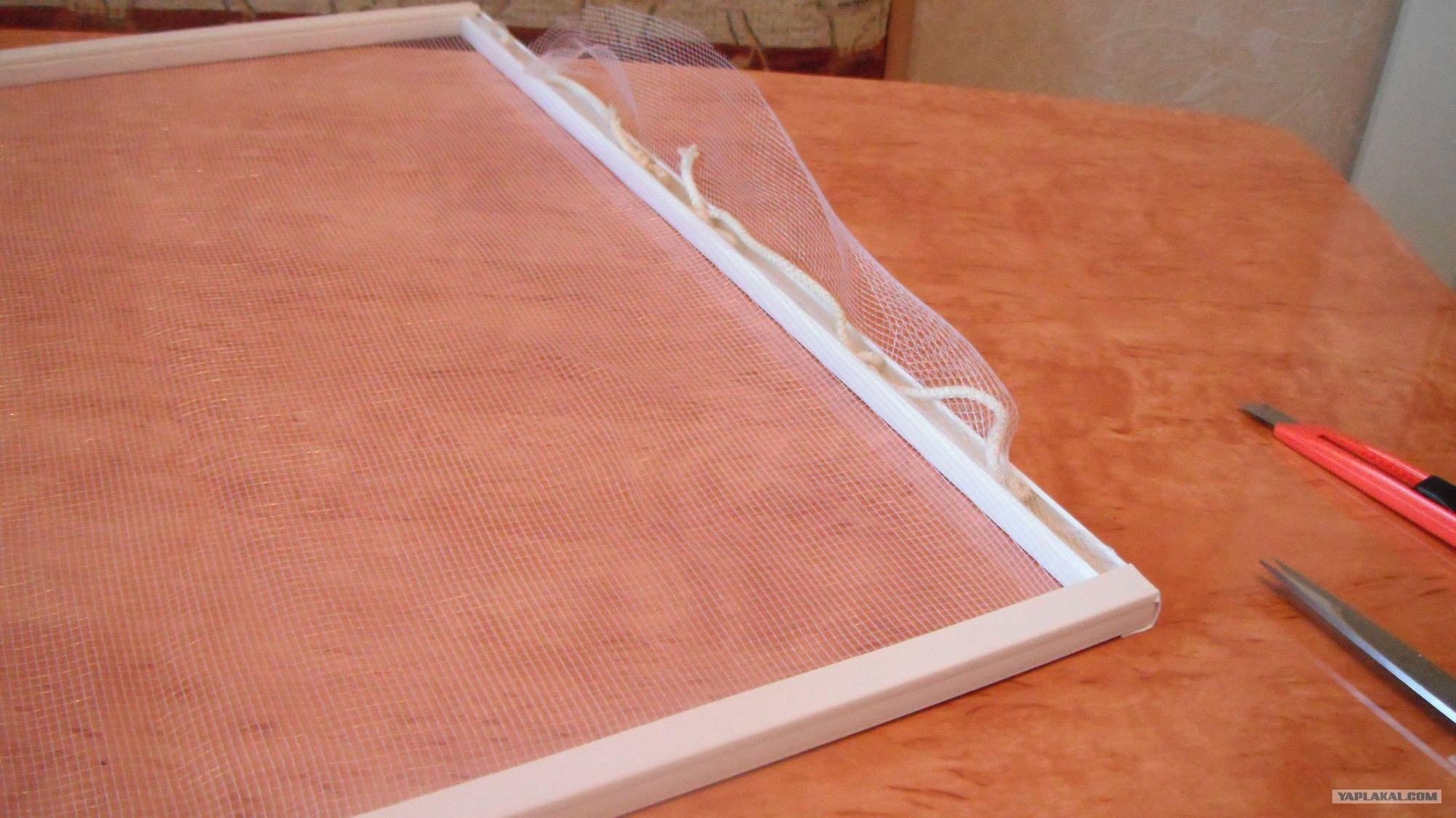 Как сделать москитную сетку для окна своими руками фото 84