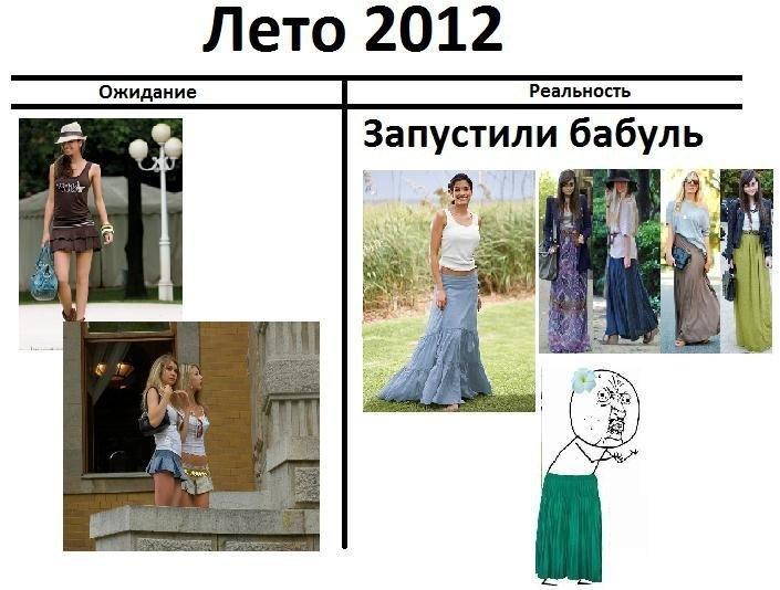 Картинки ожидание реальность смешные про одежду