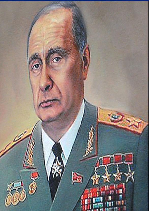 Путин  не гений а новый Брежнев  Политика  ИноСМИ