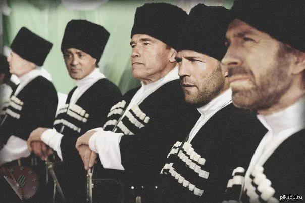 осетинские приколы фото экскурсия представляла собой