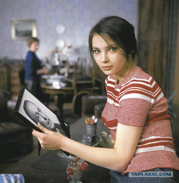 анна дымна фото в молодости