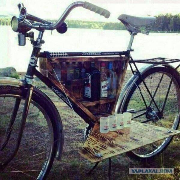 На что способен велосипед