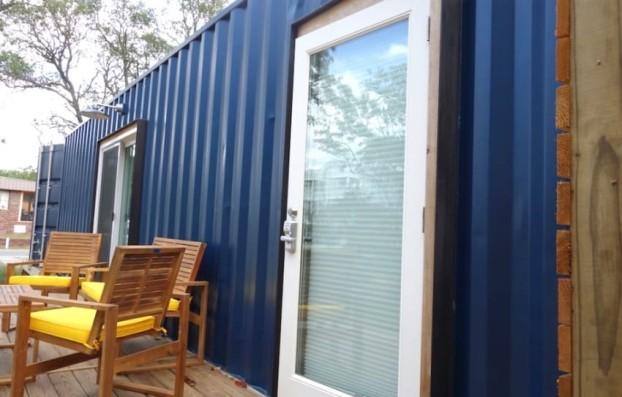 Дом из контейнера: советы по строительству дома из морских контейнеров 962