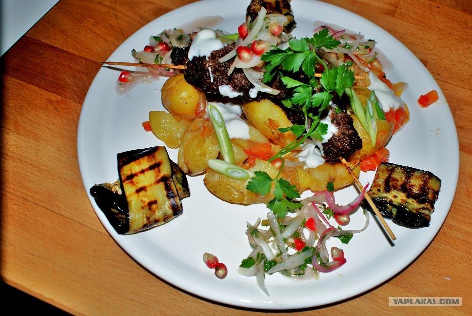 Блюда средиземноморской кухни рецепты с фото