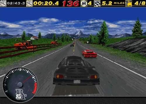 Need For Speed 1 Скачать Игру - фото 4