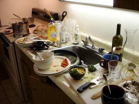 """Картинки по запросу """"Грязная посуда"""""""