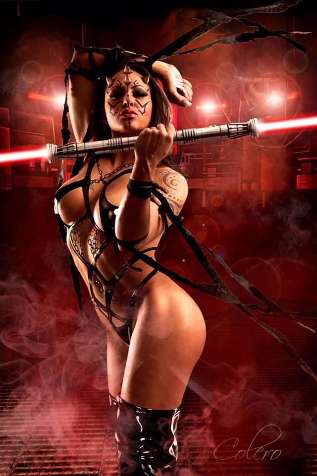 Star Wars Cosplay Pics