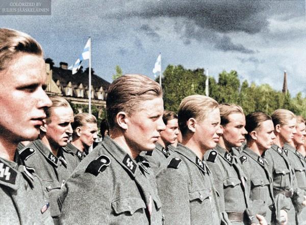 Об отрядах СС - о