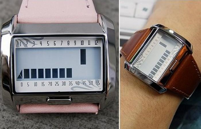 ccc33e18 13 необычных наручных часов - ЯПлакалъ