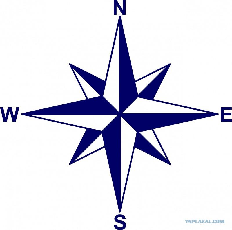 Звезда ветров это