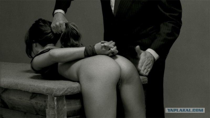 Парень бьет девушку ремнем секс