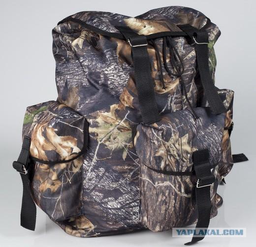 Тайга охотник рюкзак котелок ружье рюкзак eos 3g-50