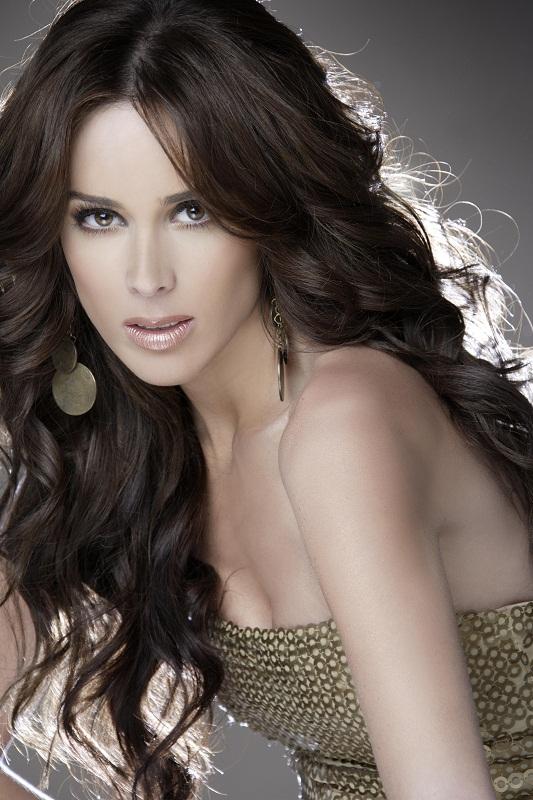Красивая мексиканка девушка видео смотреть