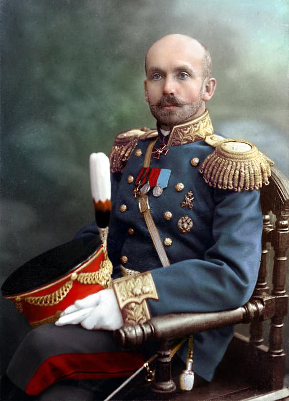 Иван Тимофеевич Беляев