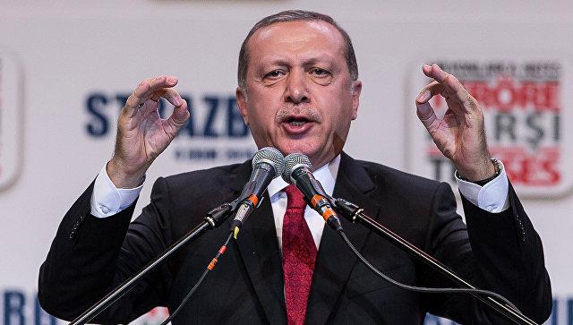 Эрдоган напомнил США, что Саддам Хусейн не приглашал их в Ирак в 2003 году