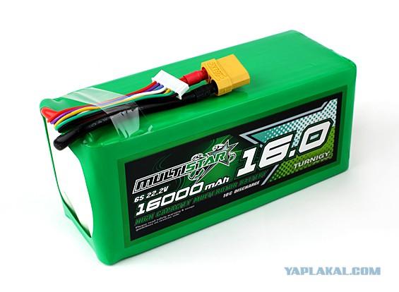 LED в 1000W на мультикоптере или НЛО своими руками