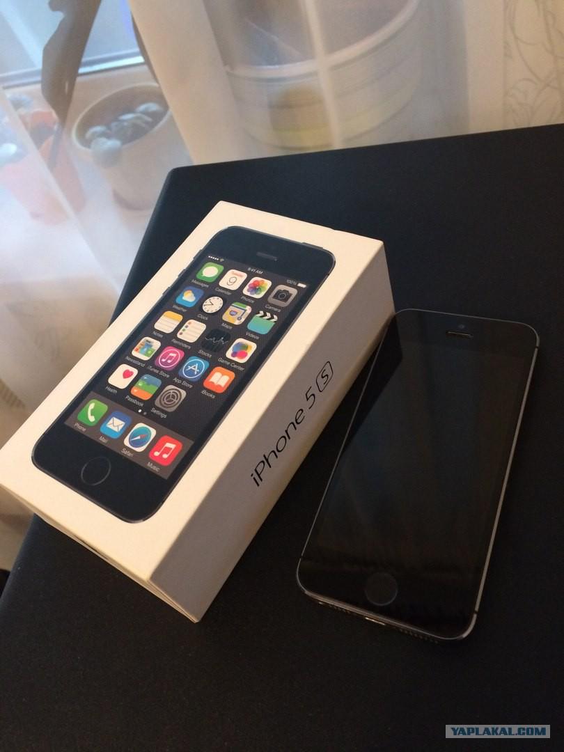 куплю iphone 5 s