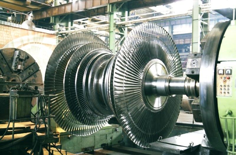 фото ротора турбины этого