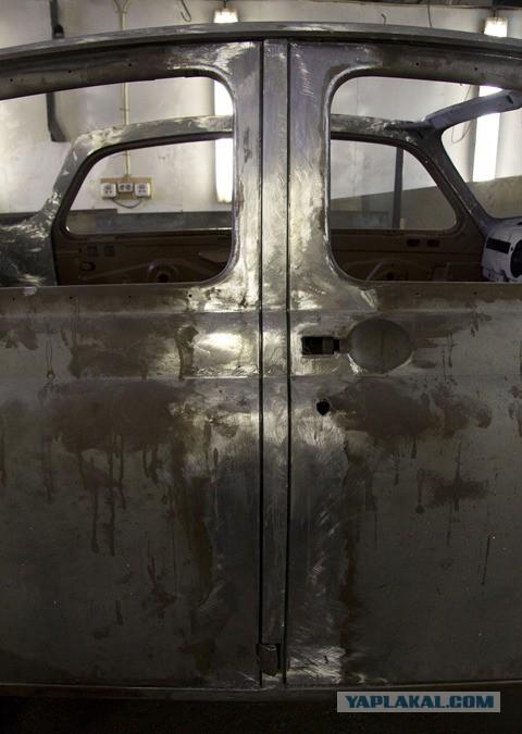 Насмотревшись постов про ремонты авто, решил кинуть свой.