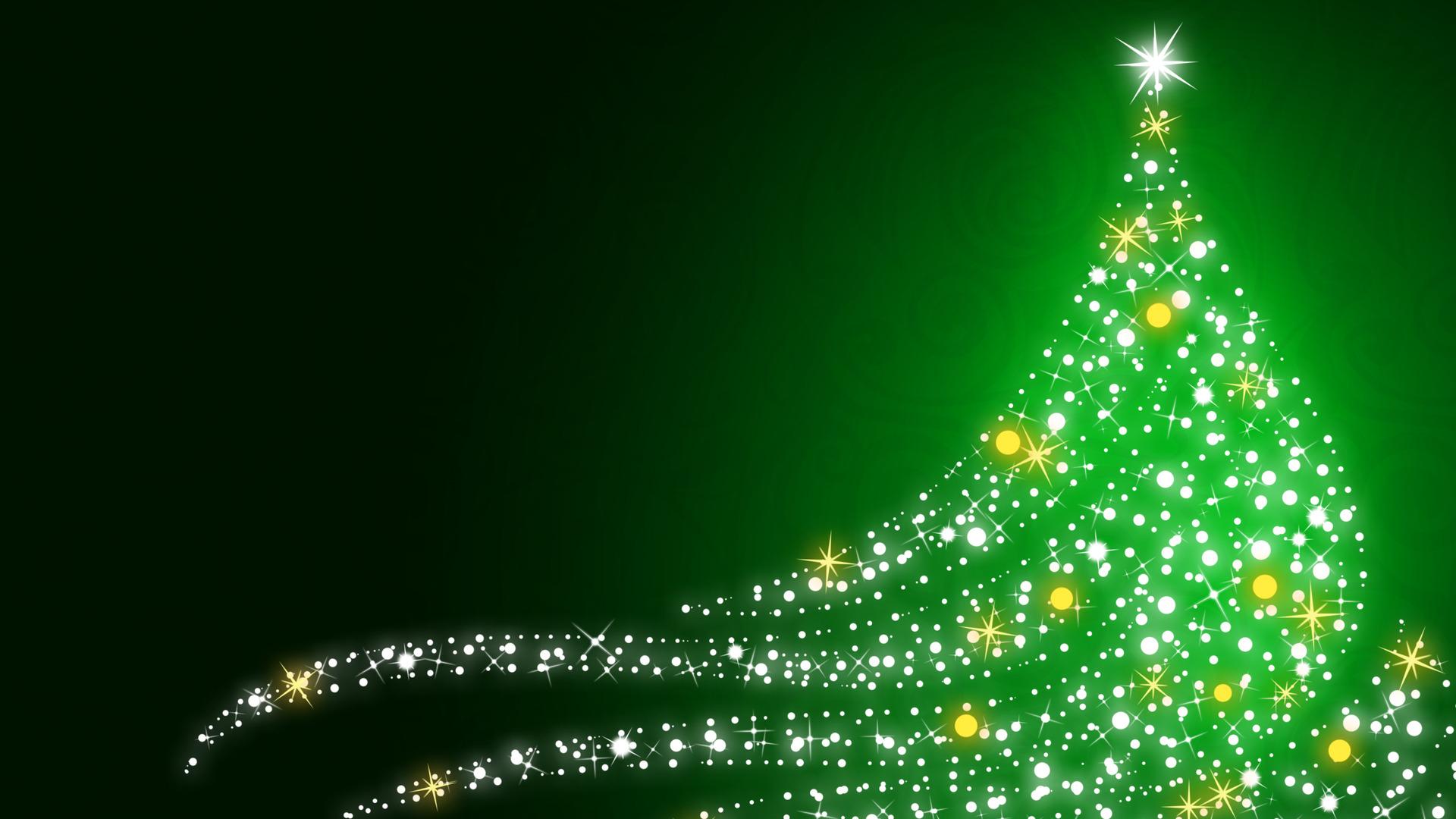 светящаяся елочка смотреть