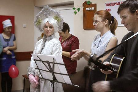Сценарий новогодних праздников в домах престарелых дом престарелых справочник челябинская область