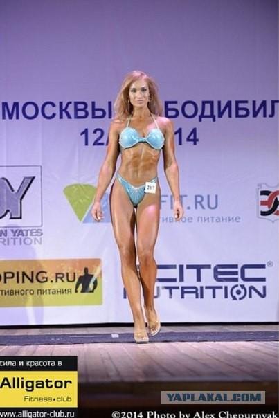 Фитнес бикини трахаются — img 10