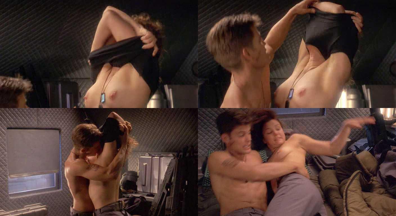 Dina Meyer Sex Scene