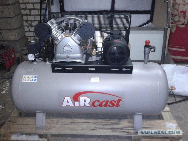 Воздушный ресивер для компрессора: назначение, выбор
