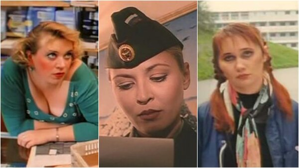 Оксана Сташенко Топлесс – Особенности Русской Бани (1999)