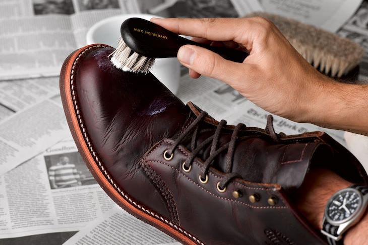 Обувной философ