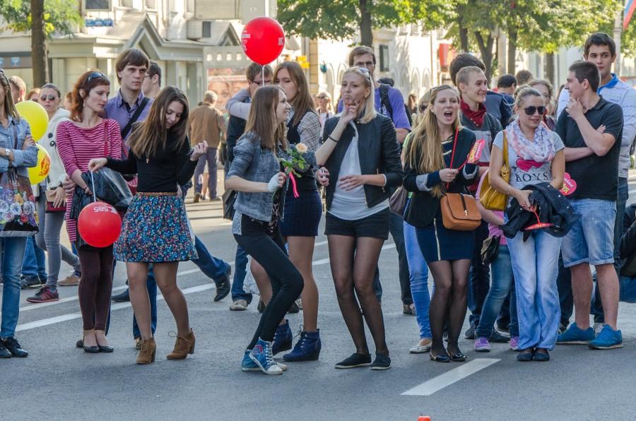 день города в воронеже. фото