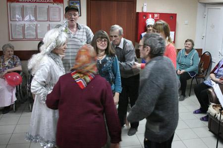 Сценарий нового года для пожилых дома престарелых уход за пожилыми на дому сочи