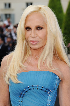 Donatella в туалете онлайн