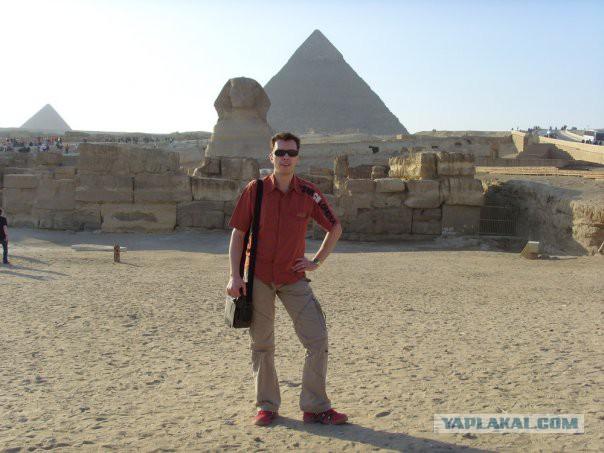 Великая пирамида в фотографиях