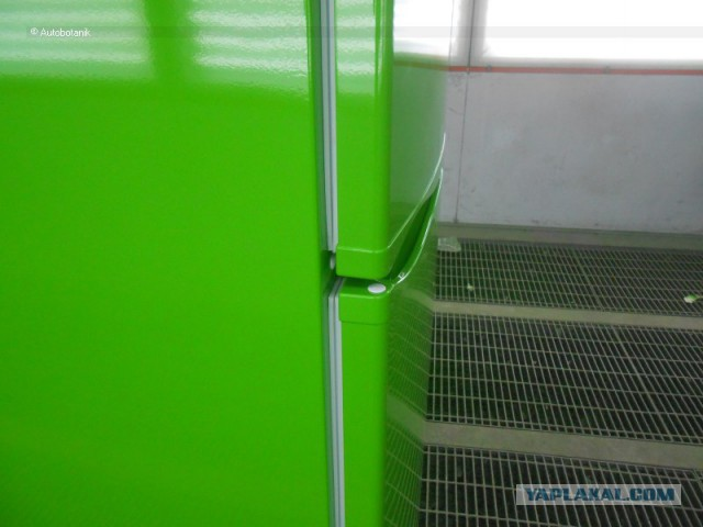 Кузовной ремонт... холодильников !