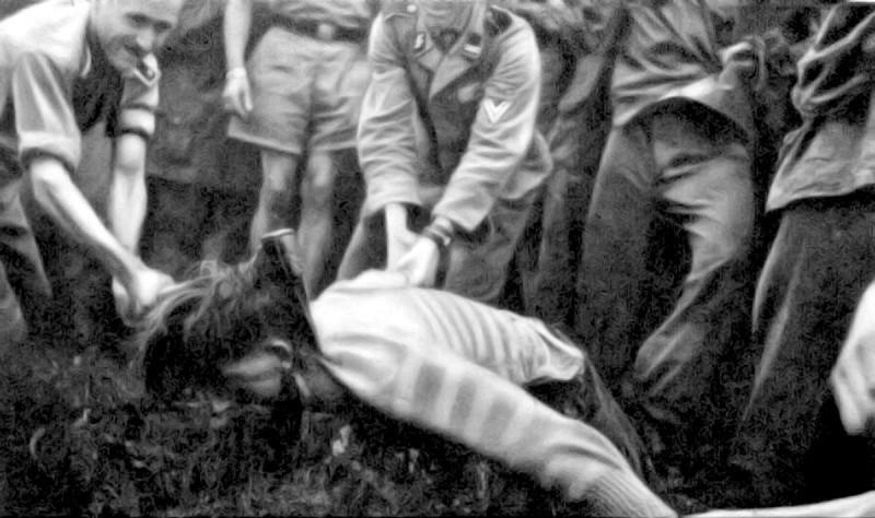 казнь кейтеля фото