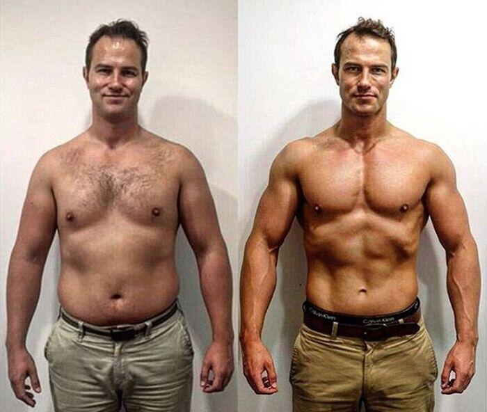 Как Похудеть Мужику В 35 Лет. Похудение для мужчин
