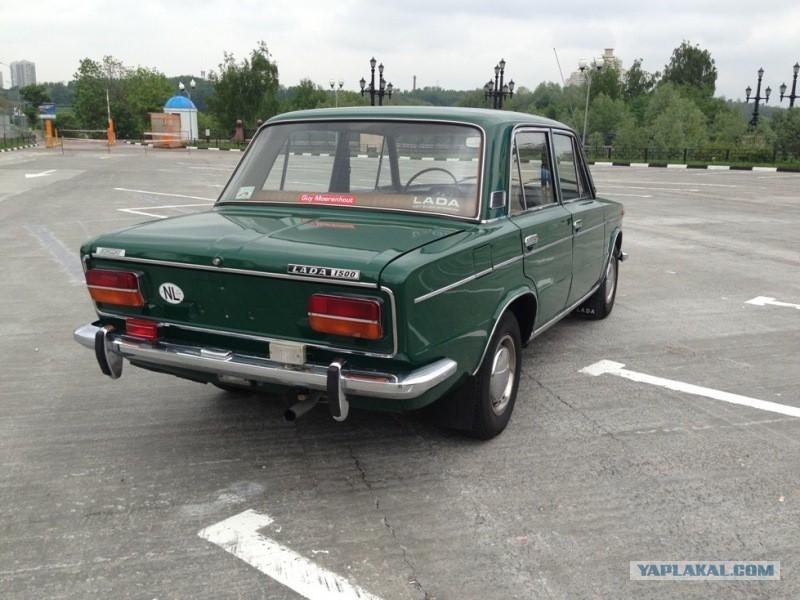 ВАЗ 2103 на автомате - Hodor