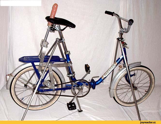 Самотык в велосипеде онлайн #1