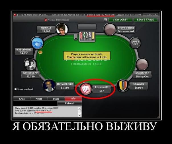 Покер Картинки На Аватарку