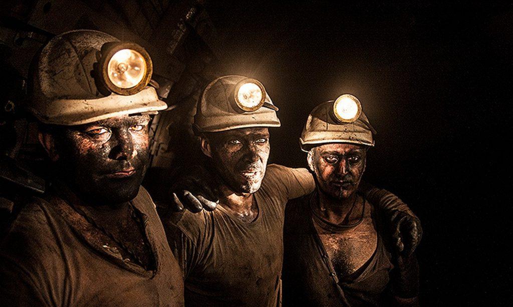несколько шахтеры фото большого размера тихонов