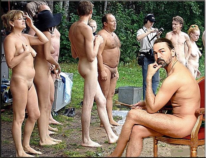 Видео окулист клип голых женщин и одного голого мужчину мадина