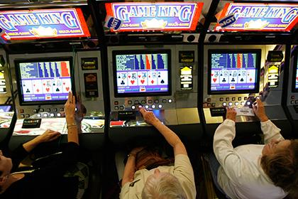 Игровой автоматы санта