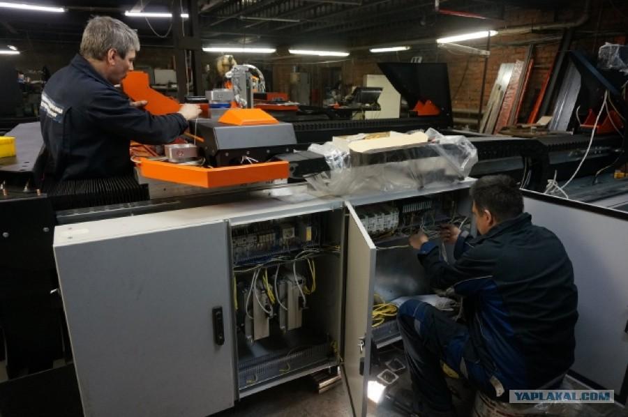 Лазерные станки производство фрязино