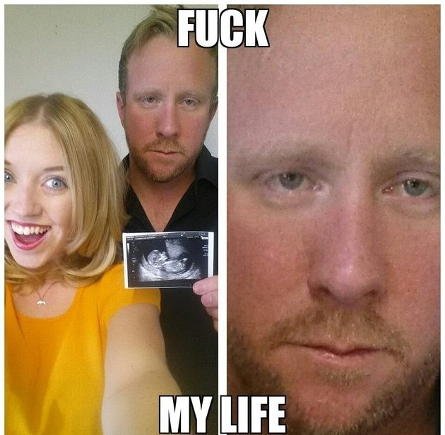 Что делают беременные девушки и молодые мамочки, когда их бросают мужики