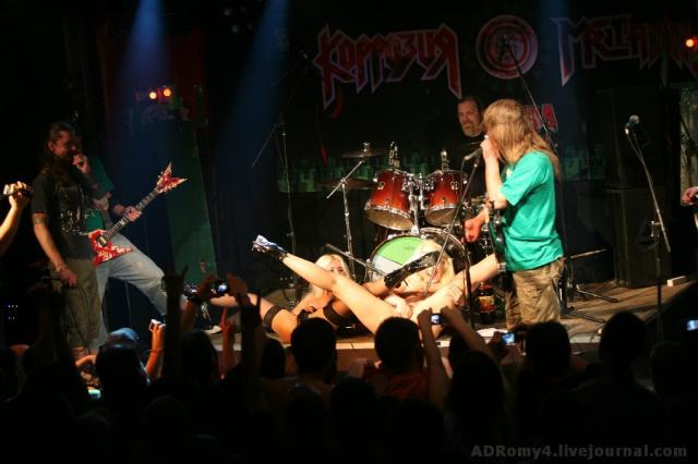коррозия металла концерт скачать торрент - фото 4