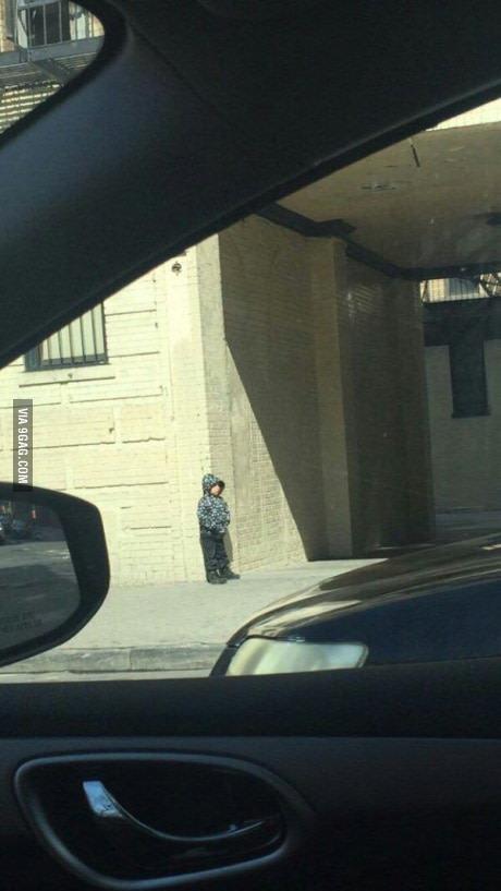 """""""Мой сын ждёт меня, и это выглядит, словно он ждёт драгдиллера"""""""